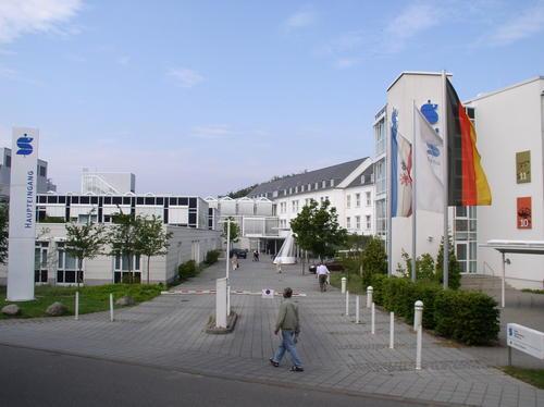 Krankenhaus Bergen Rügen