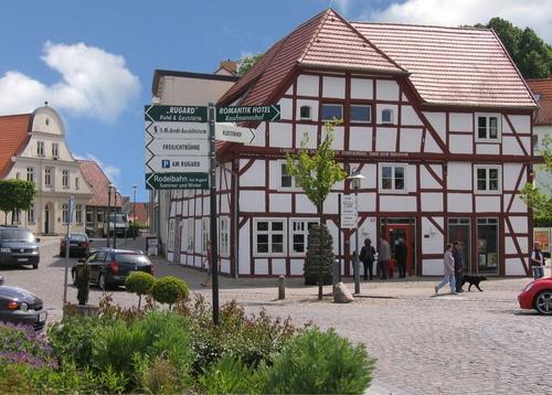 Corona Bergen Auf Rügen