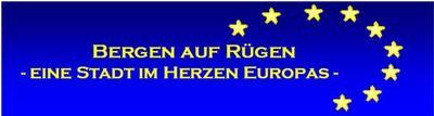 Europa  in Bergen auf Rügen