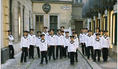 Die Wiener Sängerknaben in Bergen auf Rügen